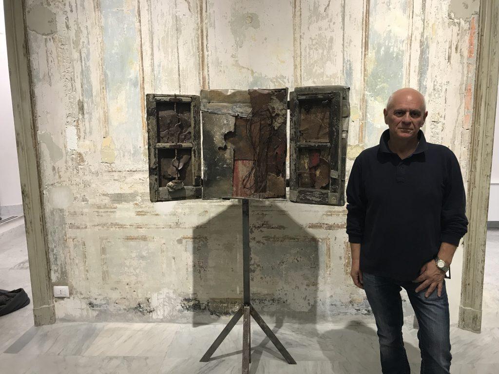 Kevin Flynn Museo Civico di Sanremo Palazzo Nota