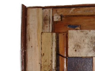 Wooden Assemblage